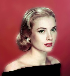 Portrait de Grace Kelly